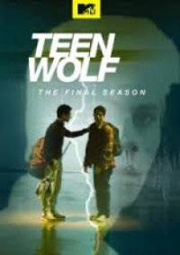 Cover der TV-Serie Teen Wolf