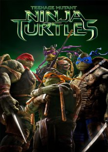 Cover der TV-Serie Teenage Mutant Hero Turtles