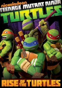 Cover der TV-Serie Teenage Mutant Ninja Turtles