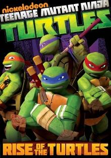 Cover von Teenage Mutant Ninja Turtles (Serie)