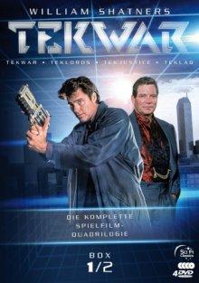 Cover von Tek War - Krieger der Zukunft (Serie)