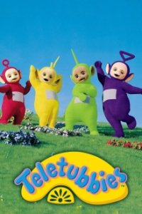 Cover der TV-Serie Teletubbies