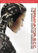 Terminator: The Sarah Connor Chronicles Serien Cover