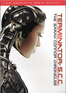 Cover der TV-Serie Terminator: The Sarah Connor Chronicles