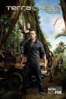 Cover der TV-Serie Terra Nova