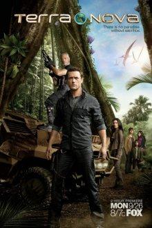 Cover von Terra Nova (Serie)