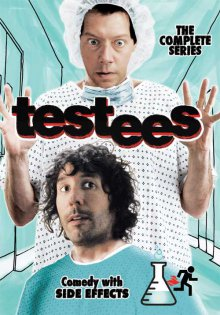 Cover der TV-Serie Testees