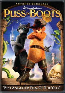 Cover von The Adventures of Puss in Boots (Serie)