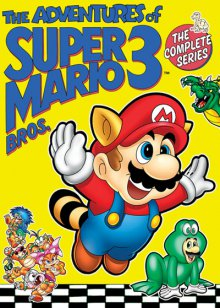 Cover der TV-Serie The Adventures of Super Mario Bros. 3