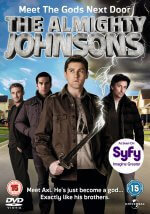 The Almighty Johnsons Serien Cover
