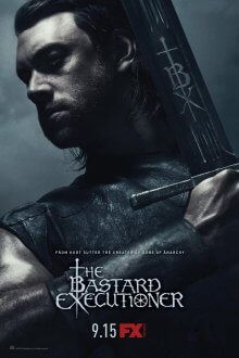 Cover der TV-Serie The Bastard Executioner