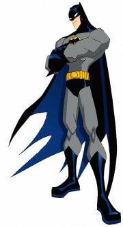 Cover von The Batman (Serie)