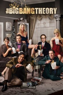 Cover der TV-Serie The Big Bang Theory