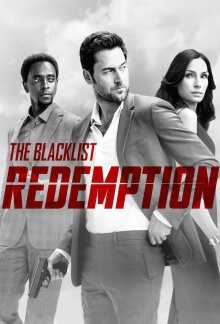 The Blacklist: Redemption Serien Cover