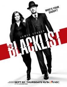 Cover von The Blacklist (Serie)