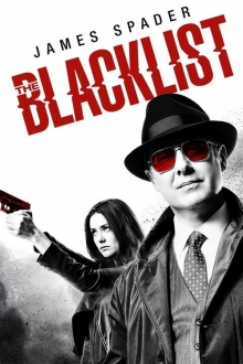 Cover von The Blacklist (Serie)