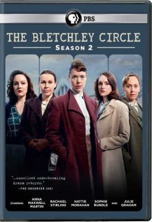Cover von The Bletchley Circle (Serie)