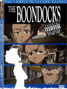 Cover der TV-Serie The Boondocks