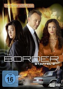 Cover der TV-Serie The Border