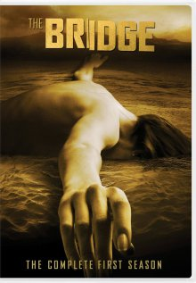 Cover der TV-Serie The Bridge - America