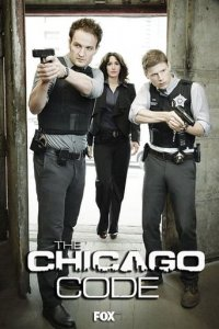 Poster, The Chicago Code Serien Cover