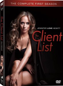 Cover der TV-Serie The Client List