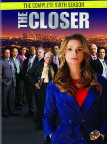 Cover der TV-Serie The Closer