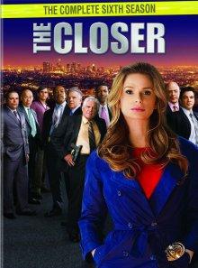 Cover von The Closer (Serie)