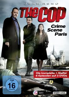 Cover der TV-Serie The Cop – Crime Scene Paris