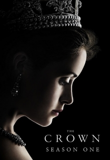 The Crown Serien Cover
