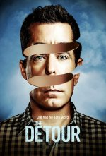 The Detour Serien Cover