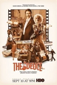 The Deuce Serien Cover
