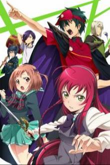 Cover von The Devil is a Part-Timer! (Serie)