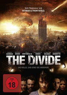 Cover von The Divide (Serie)