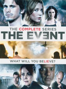 Cover der TV-Serie The Event