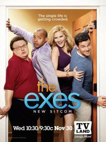 Cover der TV-Serie The Exes