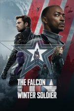 Cover The Falcon and the Winter Soldier, Poster The Falcon and the Winter Soldier