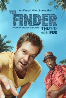 Cover der TV-Serie The Finder