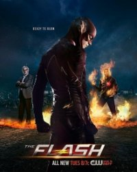 Cover der TV-Serie The Flash