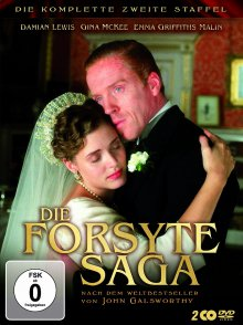Cover der TV-Serie The Forsyte Saga