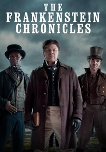 The Frankenstein Chronicles Serien Cover