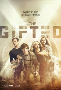 Cover der TV-Serie The Gifted