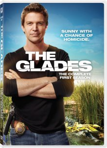 Cover der TV-Serie The Glades