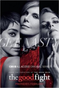 The Good Fight Serien Cover