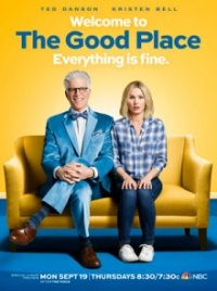 The Good Place Serien Cover