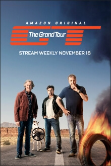 The Grand Tour Serien Cover