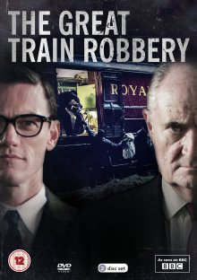 Cover der TV-Serie The Great Train Robbery