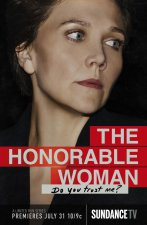 The Honourable Woman Serien Cover