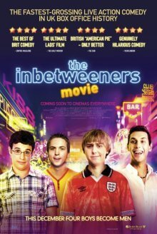 Cover der TV-Serie The Inbetweeners