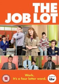 Cover der TV-Serie The Job Lot - Das Jobcenter